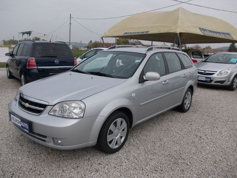 Chevrolet NUBIRA Kombi 2.0 D 1.Tulajdono