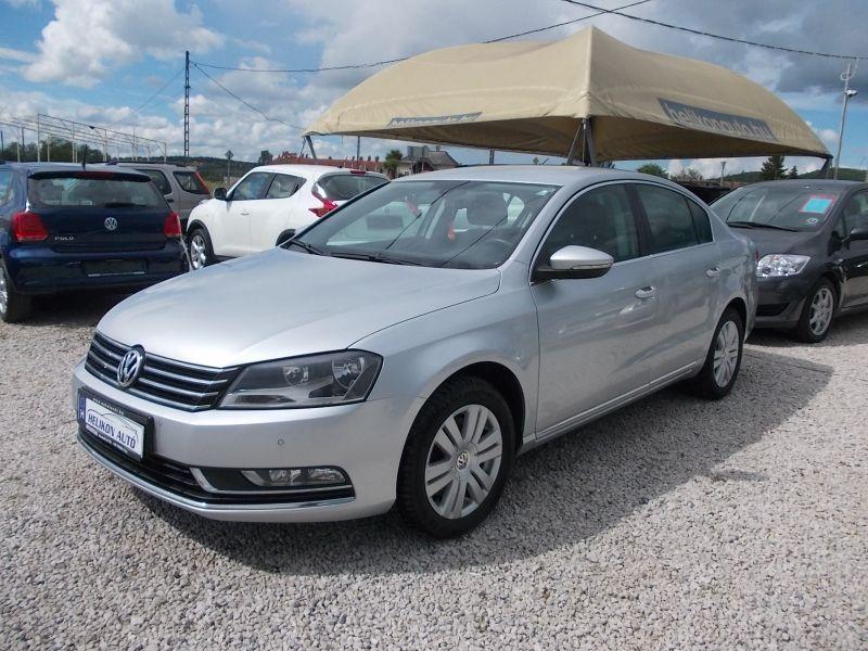 Volkswagen Passat 1.6CRTDI Sedan Szervizk