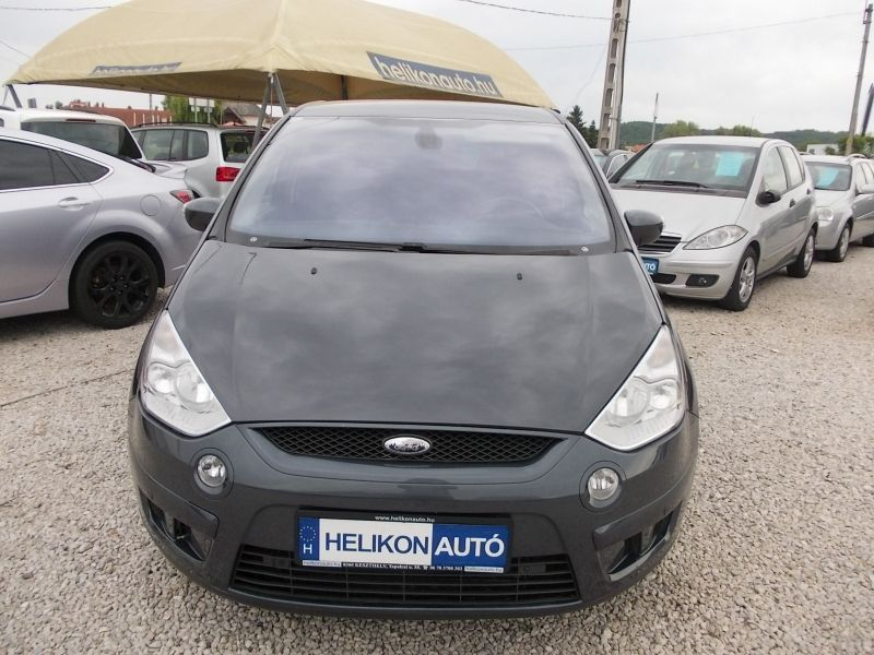 Ford S-MAX 1.8 TDCi Ambiente Tempom
