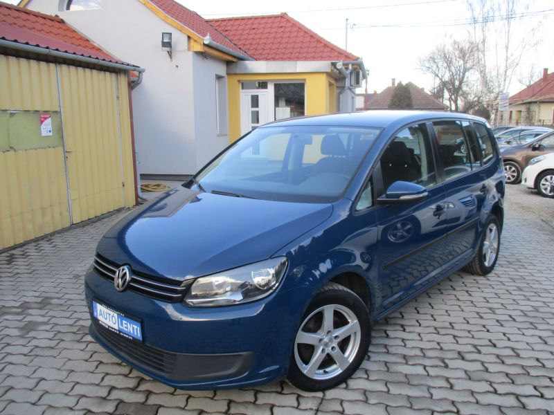 Volkswagen Touran 1.6 CRTDI Bluemotion