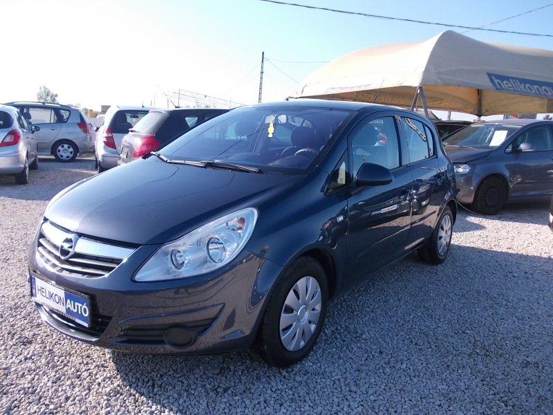 Opel CORSA D 1.0 Enjoy Klíma. ABS