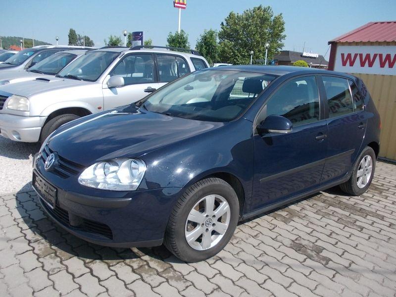 Volkswagen GOLF V 1.4 FSI Comfortline Klí