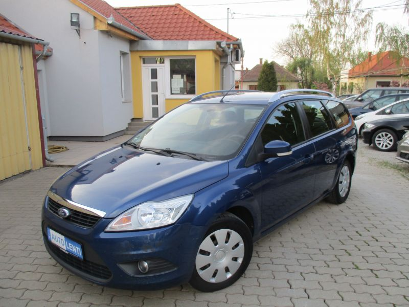 Ford Focus 1.6 TDCi Kombi ECOnetic