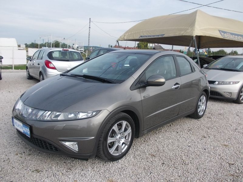 Honda  CIVIC 2.2 CTDi Executive Temp