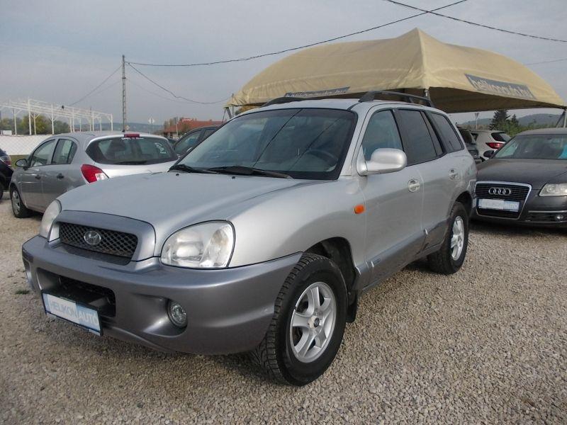 Hyundai SANTA FE 2.0 CRDi Premium VGT