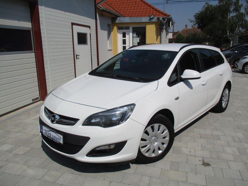 Opel Astra J 1.6 Kombi 1.Tul Magyar