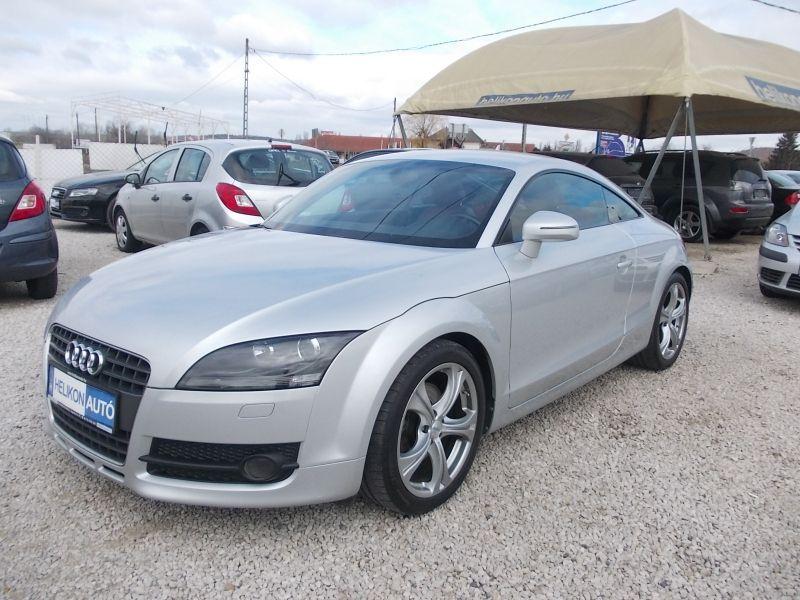 Audi TT Coupe 1.8 T FSI Tempomat. Ü
