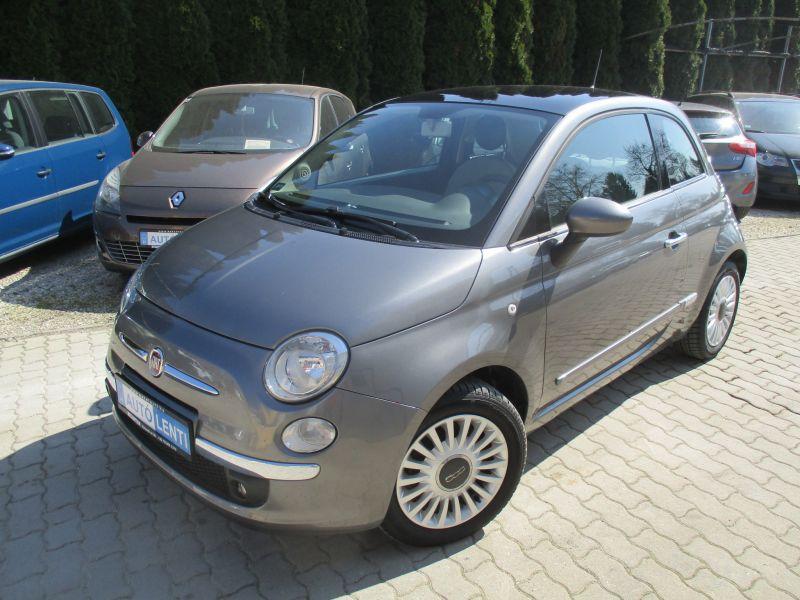 Fiat 500 1.2  Leinformálható 93e km