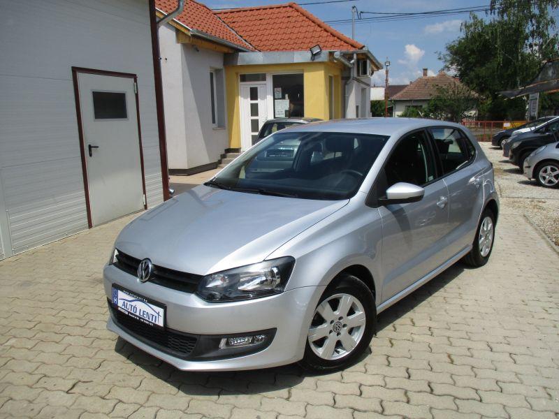 Volkswagen Polo 1.2 Szervizkönyv 113e km