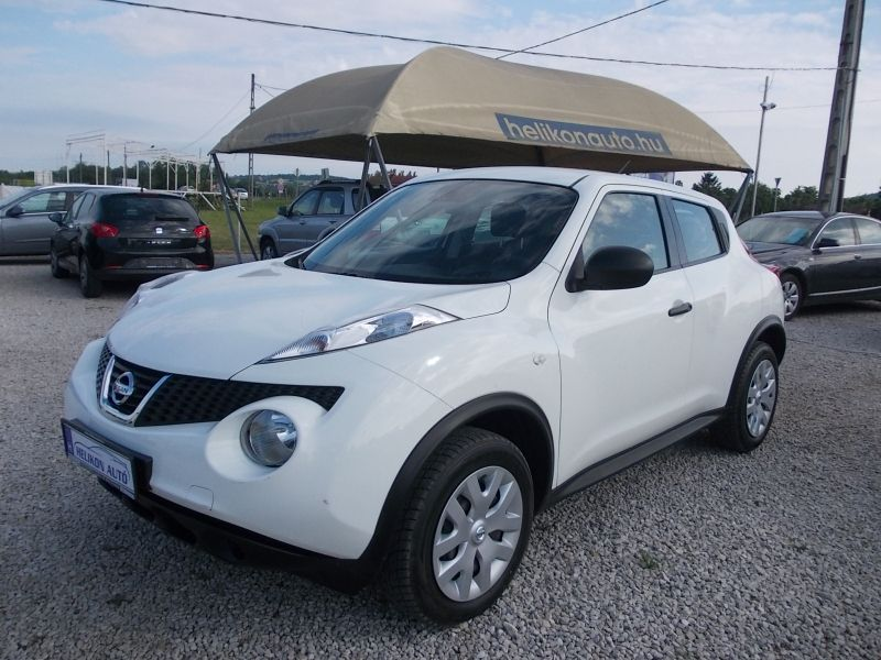Nissan JUKE 1.6 Tekna GYÁRI FÉNYEZÉS!