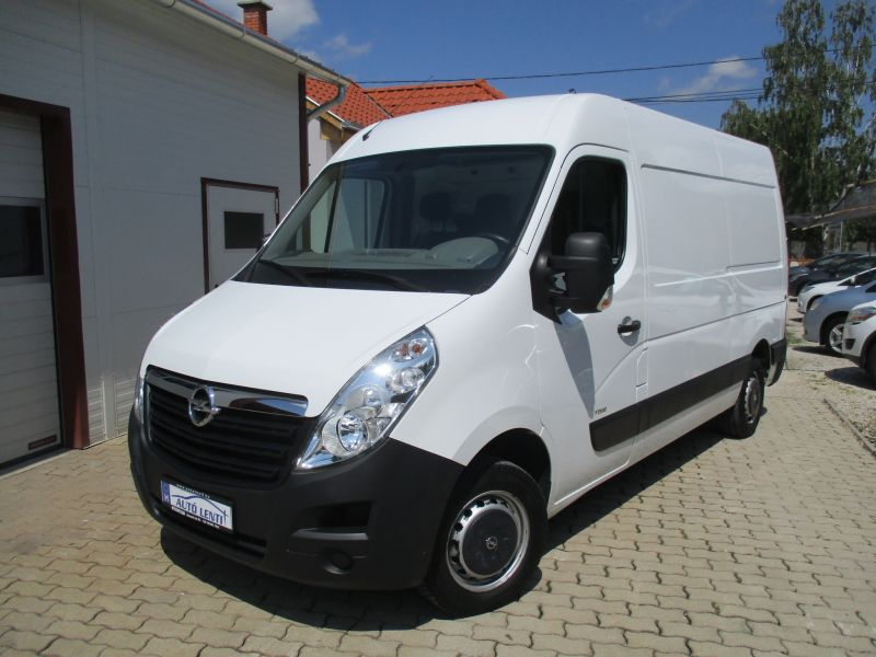 Opel Movano 2.3 DCi Hűtős Szervizkö