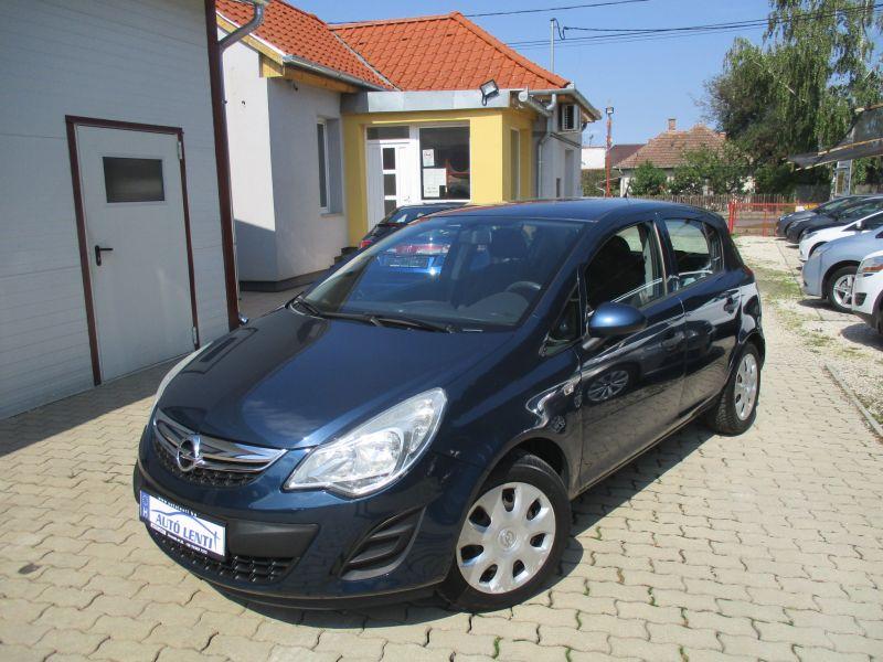 Opel Corsa 1.2 Szervizkönyv, 64e km