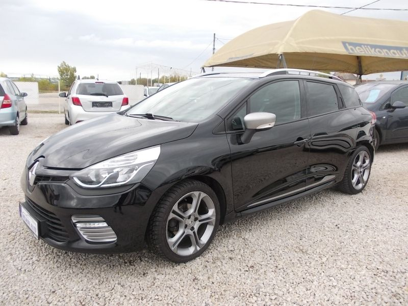 Renault CLIO 1.2 TCe GT EDC Tempomat.