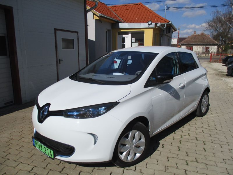 Renault ZOE  elektromos autó 35.900 km