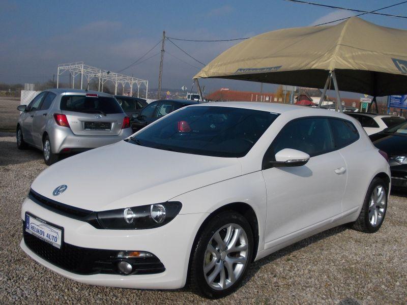 Volkswagen SCIROCCO 1.4 TSI Dupla digitál