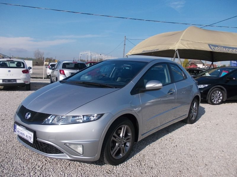 Honda CIVIC 1.4, 54000km!Temp