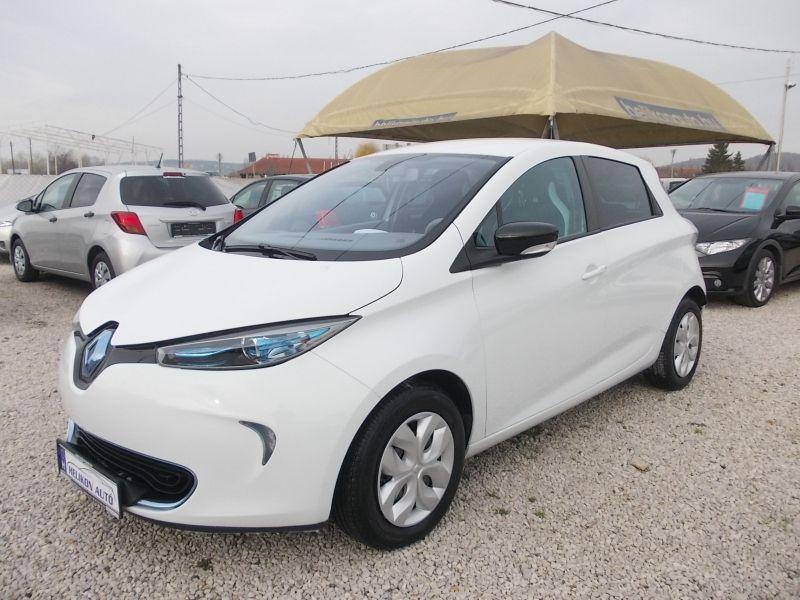 Renault ZOE 43KW. SAJÁT TULAJDONÚ AKKU