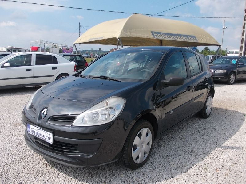 Renault Clio 1.2 Klíma 113.000 km