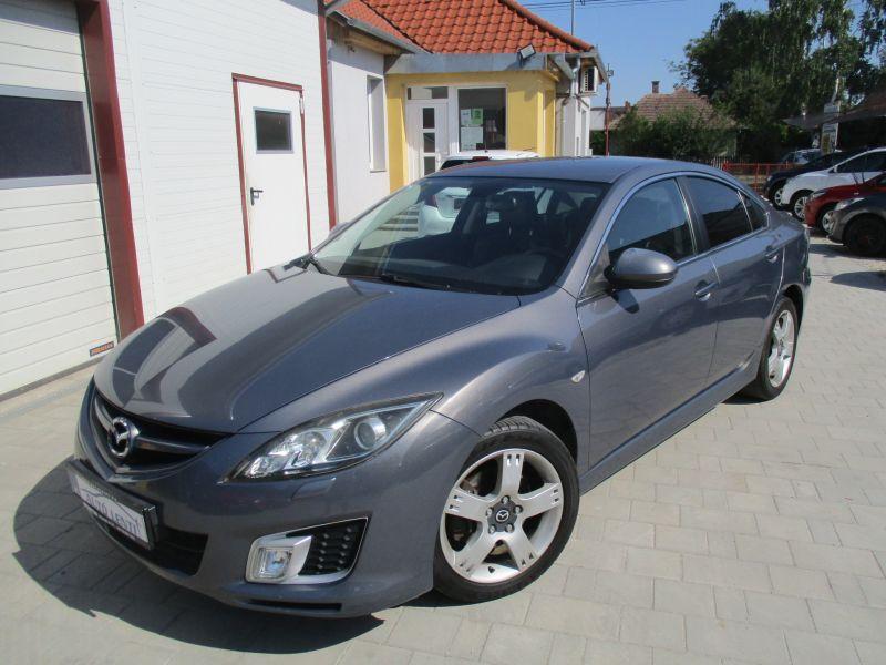 Mazda 6 Sedan 2.5 GTA Szervizkönyv