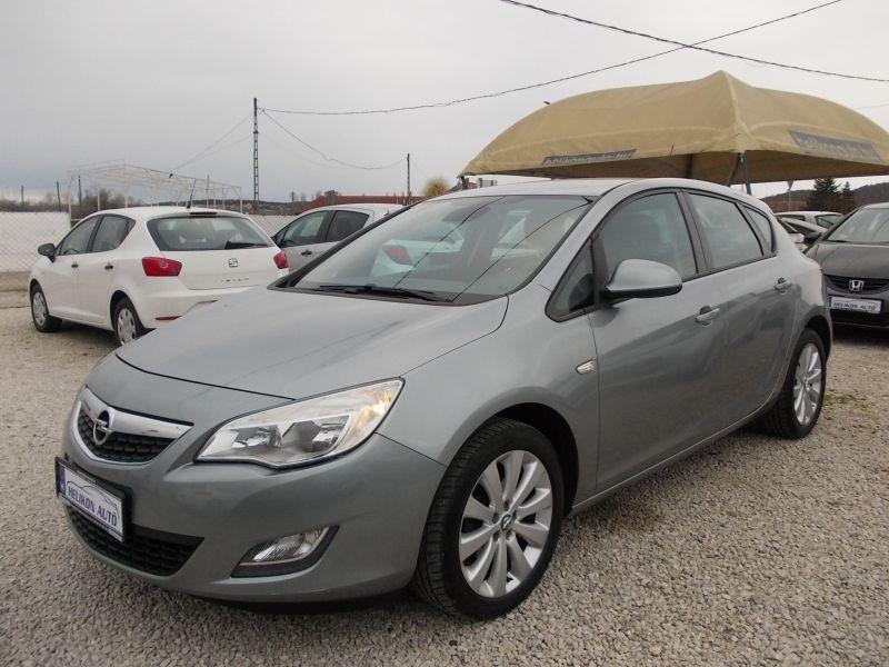 Opel Astra J 1.4 1.Tulajdonos