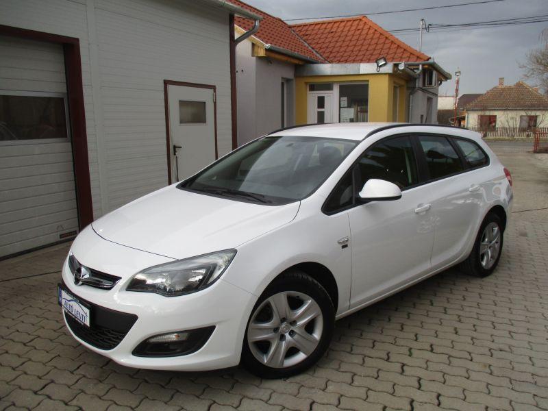 Opel Astra J 1.7 CDTi Szervizkönyv