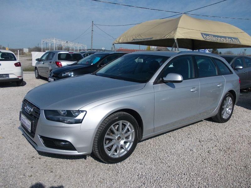 Audi A4 Avant 2.0 TDI NAVIGÁCIÓ. TE