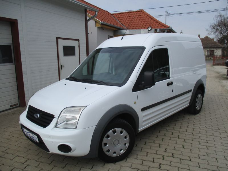 Ford Transit Connect 1.8 TDCi Klíma
