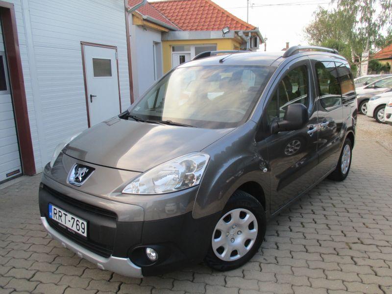 Peugeot Partner Tepee 1.6 HDI Szervizk