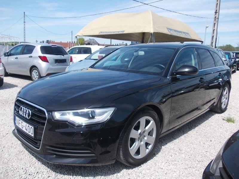 Audi A6 Avant 3.0 V6 TDI DPF quattr