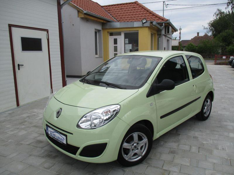 Renault Twingo 1.2 Klíma Szervizkönyv