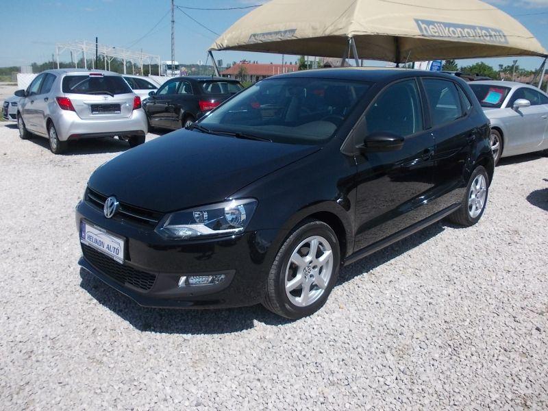 Volkswagen POLO 1.2 60 Trendline 1.Tulajd