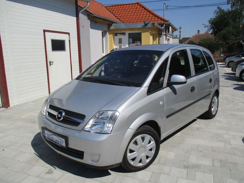 Opel Meriva 1.7 DTI 1.Tul. Szervizk