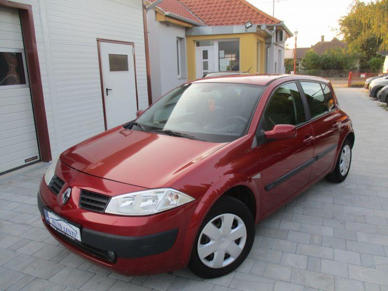Renault Megane 1.5 DCI Magyar 171 e km