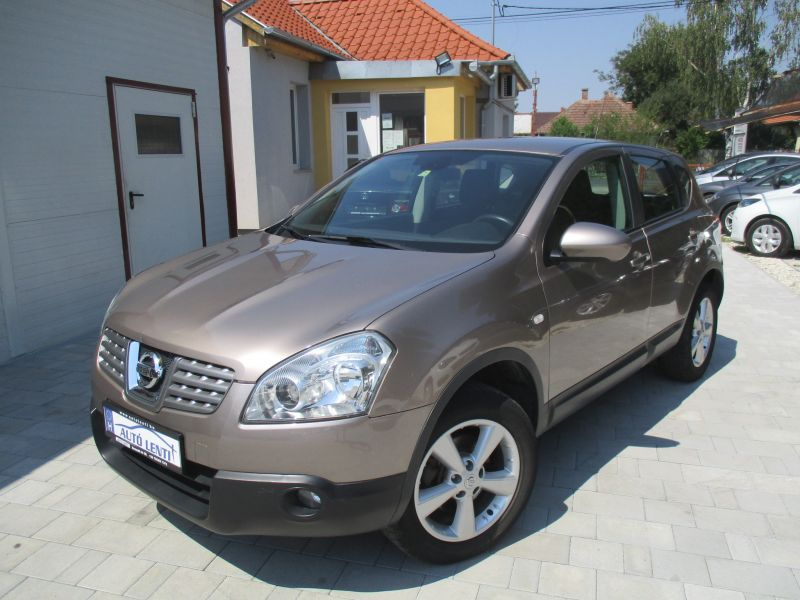 Nissan Qashqai 1.5 DCi 1.Tul Szervizk