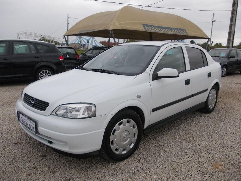 Opel ASTRA G 1.6 Club Klíma. MAGYAR
