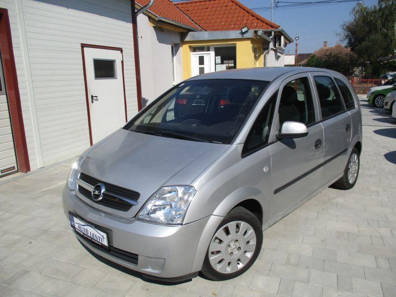 Opel Meriva 1.7 DTI Szervizkönyv